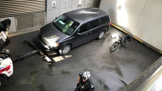 Vehicle, Northrup case
