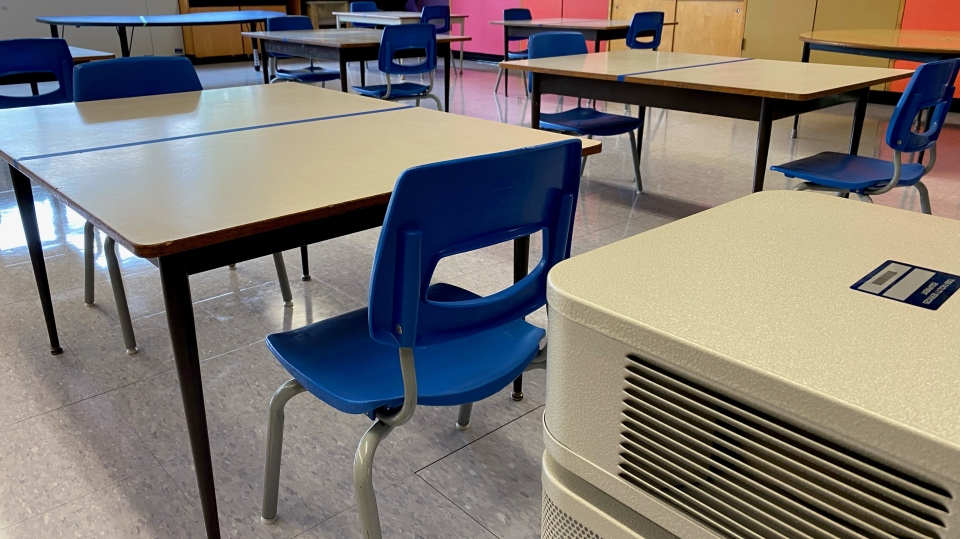 ventilation at schools