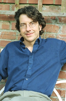 British author George Monbiot is shown in this undated handout photo. (CP PHOTO/ho-Random House of Canada/Adrian Arbib)