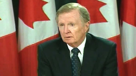 Leeds-Grenville MPP Bob Runciman is one of  five new Senate appointments announced Friday, Jan. 29, 2010.