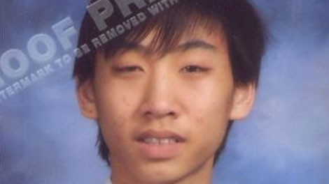 Police say that Kevin Kwok, 17, went missing from a Scarborough home on Saturday, April 24, 2010.
