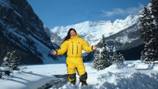 Shriya Shah, a Nepal-born Toronto woman shown here in a picture from her website, died while descending from the summit of Mount Everest on the weekend.