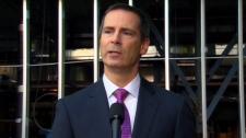 Ontario Premier Dalton McGuinty speaks in Toronto on Tuesday, June 5, 2012.