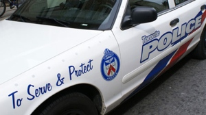 This undated photo shows a Toronto police cruiser.