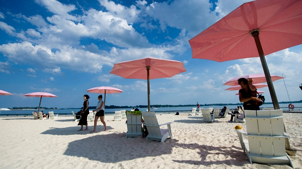 Heat Warning in Effect for Midwestern Ontario