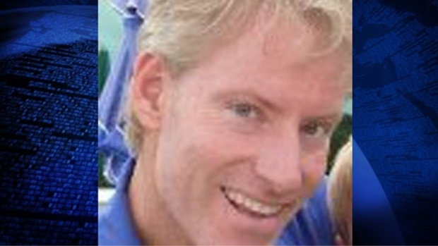 Kyle Newman, 43, was fatally shot outside a police station in Oakville, Ont., Thursday, Thursday, Ja