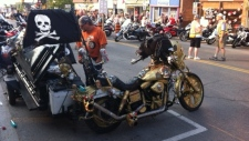 Port Dover bike rally