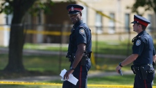 Toronto police shooting Scarborough