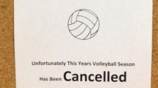 Cancelled sports