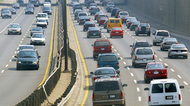 Toronto Mayor John Tory to push for tolls on Gardiner, DVP