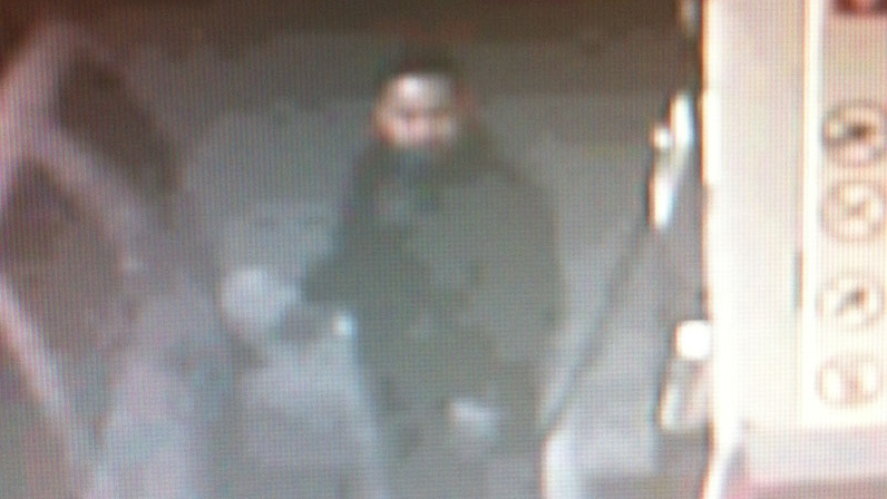 The suspect is seen in this photo taken in Toronto on Sept. 15, 2012. (Photo courtesy: Toronto Police Service)