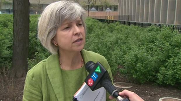 Toronto Ombudsman Fiona Crean